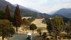 本日のゴルフ場
