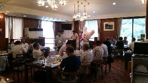 「神河町民ゴルフ大会」が盛大に開催されました。
