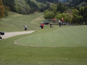 第6回兵庫県高等学校3支部合同ゴルフチャレンジカップが実施されました